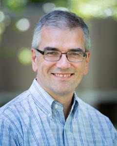 Dr Oxland Portrait