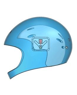 Pro-Neck-Tor Helmet