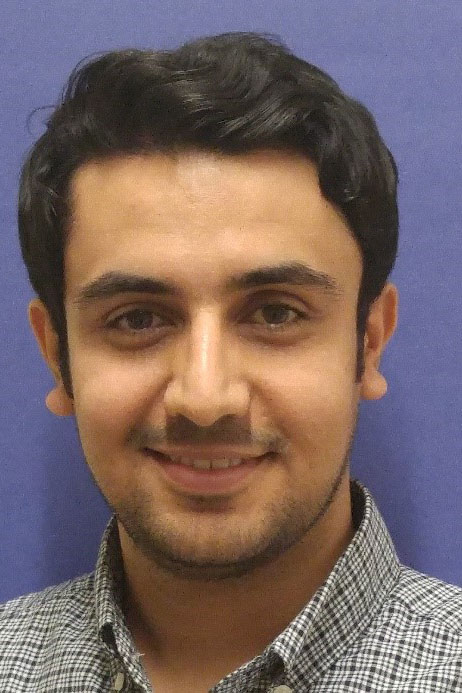 Masoud Malakoutian Headshot